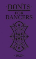 Don`ts for Dancers Book